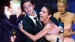 Dramatisch is zacht uitgedrukt: deze Oscarspeeches nagelden iedereen aan de grond