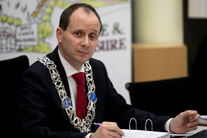 Valkenswaard Burgemeester Ederveen