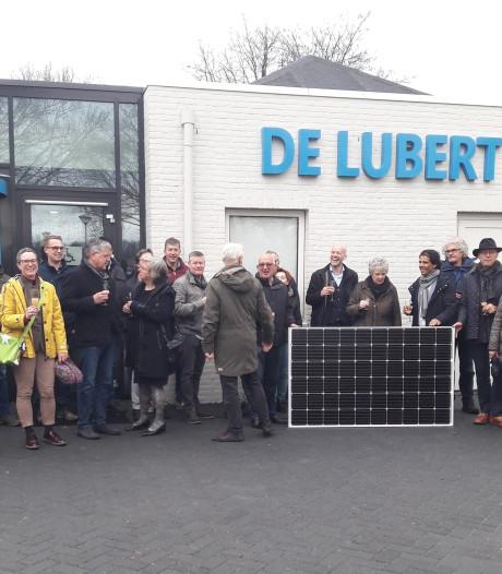Eerste coöperatieve zonnepanelenproject in Berg en Dal van start