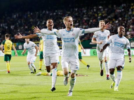 Bij PSV ontstaat een nieuwe hiërarchie