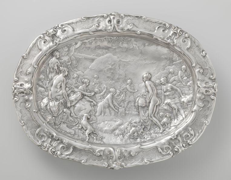Art Nouveau In Het Rijksmuseum.Bij Kwab Zijn Er Slechts Vrijelijk Vervloeiende Vormen Ongrijpbaar