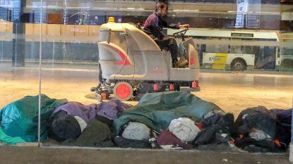 """De Lijn: """"Als Brussel overlast aan Noordstation niet aanpakt tegen 23/11 zullen we haltes verplaatsen"""""""