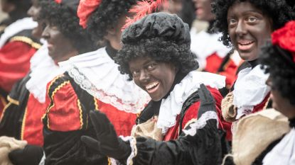 Zwarte Piet blijft Zwarte Piet die zich vuil heeft gemaakt in de schoorstenen in Oudenaarde