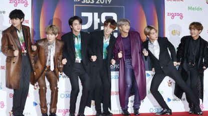 Gesigneerde microfoons K-pop-sensatie BTS onder de hamer