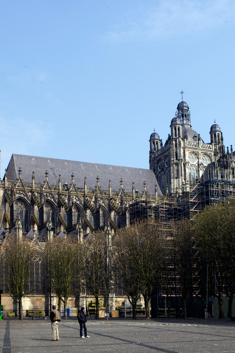 Den Bosch weer in race voor titel 'beste binnenstad'