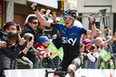 Vorig jaar won Hart nog in de Ronde van de Alpen.
