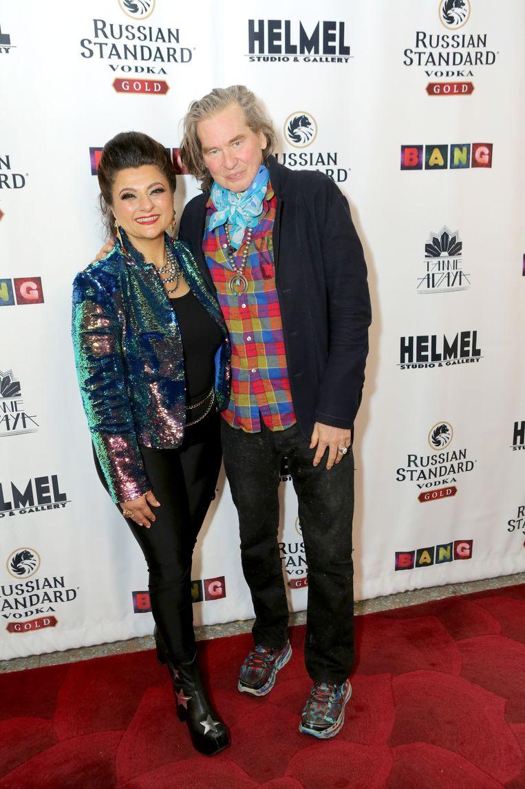 Tamie Adaya en Val Kilmer