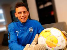 Bacootjes na het bakkesen bij het FC Eindhoven van Cas Peters: 'Vizier op de hoofdklasse'