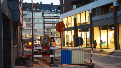 Werken in Kaardeloodstraat en Centrumlaan zijn bijna klaar