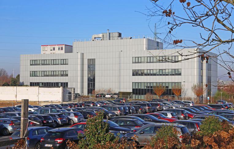Het hoofdkwartier van Het Laatste Nieuws in Kobbegem staat vanaf morgen zo goed als leeg.