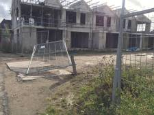 Materiaal verdwenen van bouwplaats Schouten Bouw in Rijswijk
