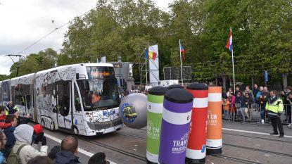 België kroont zich tot Europees kampioen trambesturen