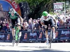 Aberasturi is Nizzolo te snel af in Ronde van Burgos