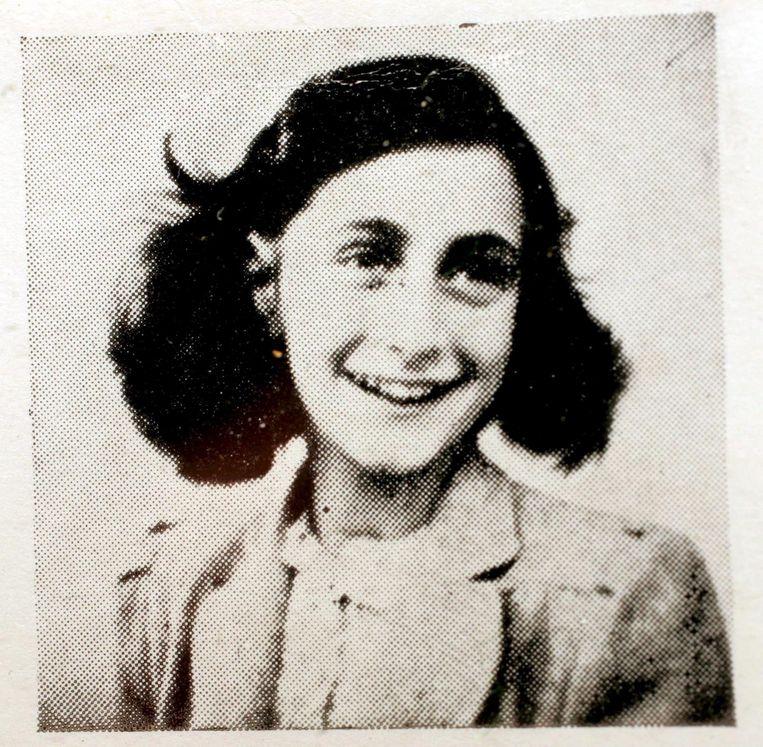 Anne Frank Beeld epa