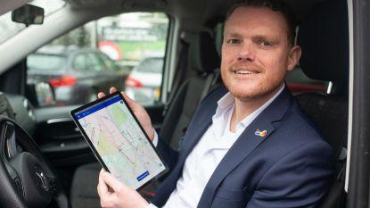 Nooit meer zoeken naar parking: Q8 lanceert app die jou naar vrije parkeerplaatsen in Antwerpen leidt