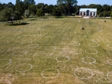 Chillen in cirkels á la New York: Alphen heeft ze op deze plek aangelegd