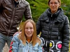 Cynthia (15) verlamd na dubbele salto op de trampoline
