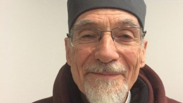 Pater Daniël Maes (78).