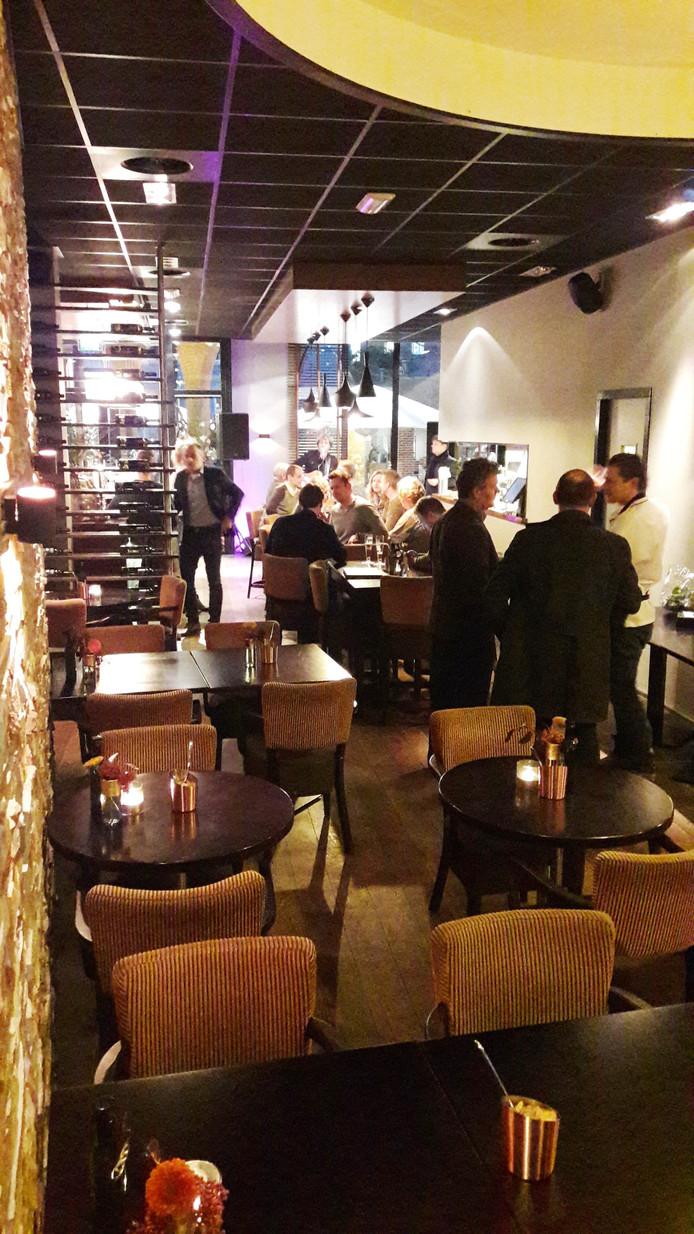 Restaurant Brass in het Guardianenhof