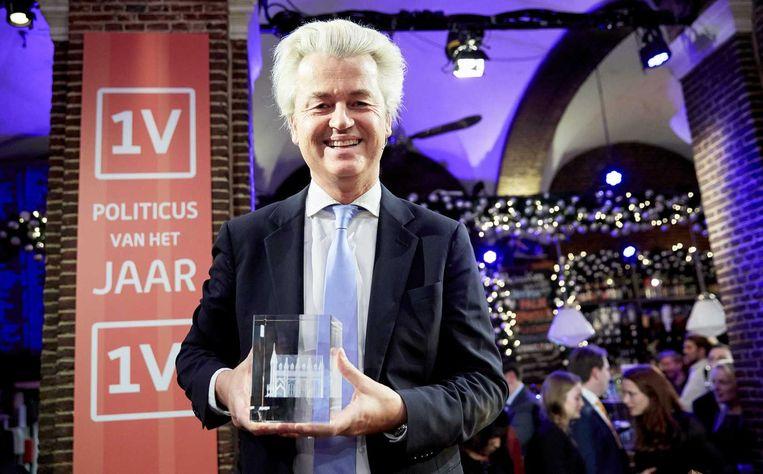 Wilders: nog steeds in verzet... Beeld anp