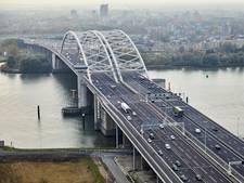 Studie naar nieuwe bruggen bij Rotterdam