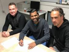 De Geus gaat voor een vierde seizoen bij SV Duiveland