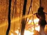 3800 brandweerlieden strijden tegen grote bosbrand in China