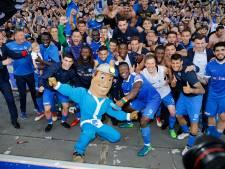 Racing Genk plaatst zich voor Europa League