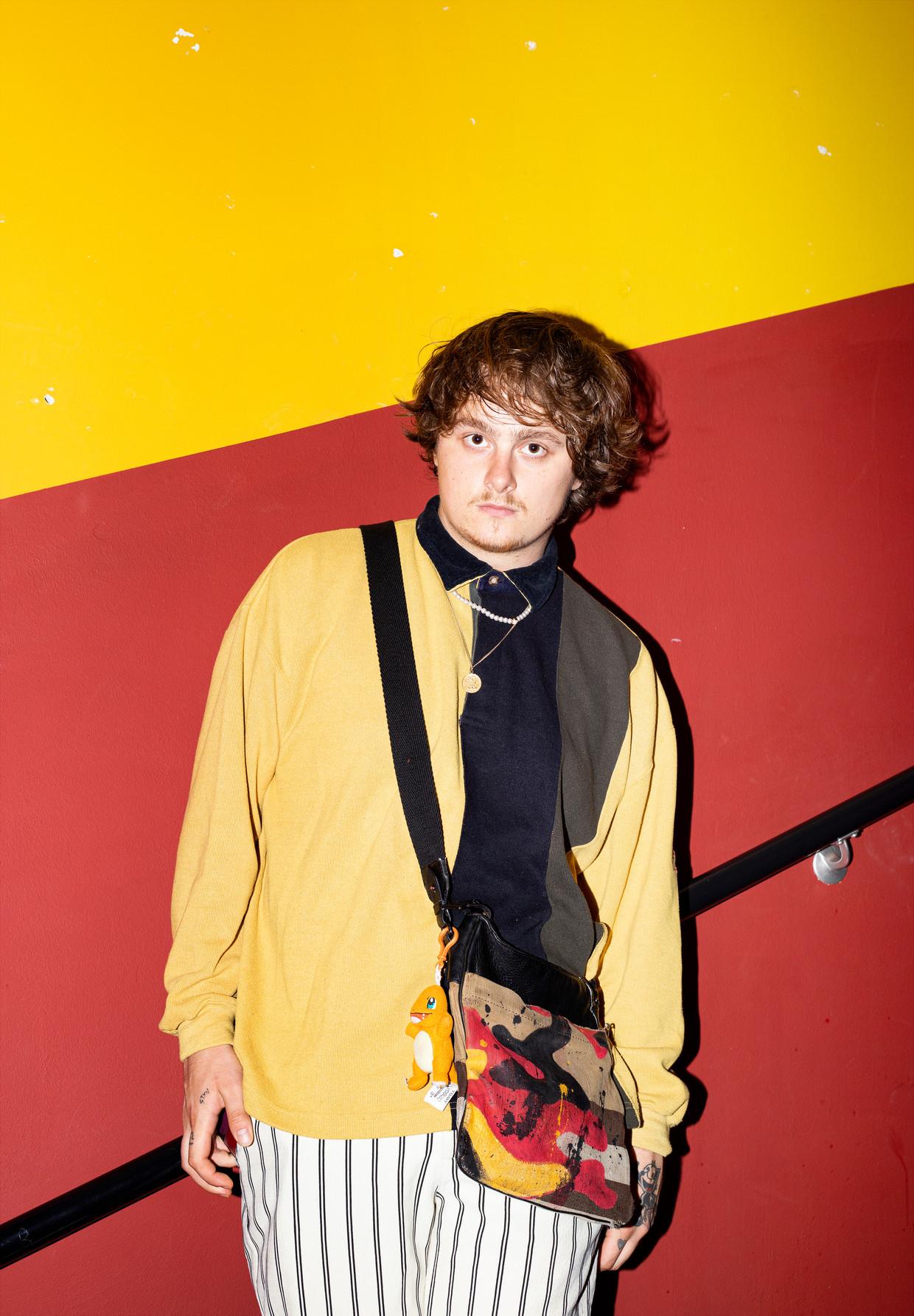 Stijn Schrijber alias Styn: 'Ik dacht: als ik meer gefocust en minder lui met mijn muziek omga, kan ik er snel van leven.'