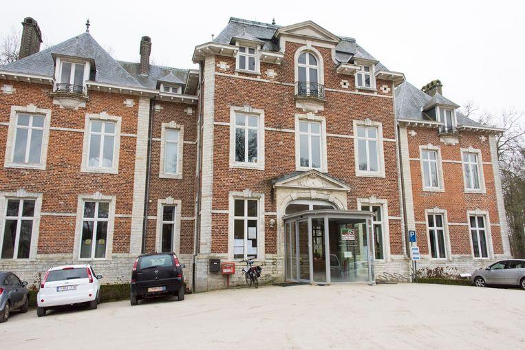 Het gemeentehuis van Boutersem.
