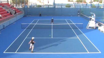 Wereldrecord in het tennis zorgt voor hilarische taferelen, maar hoe is zoiets nu kunnen gebeuren?
