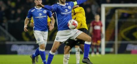 Meespelen Danny Verbeek vraagteken bij FC Den Bosch tegen Jong PSV