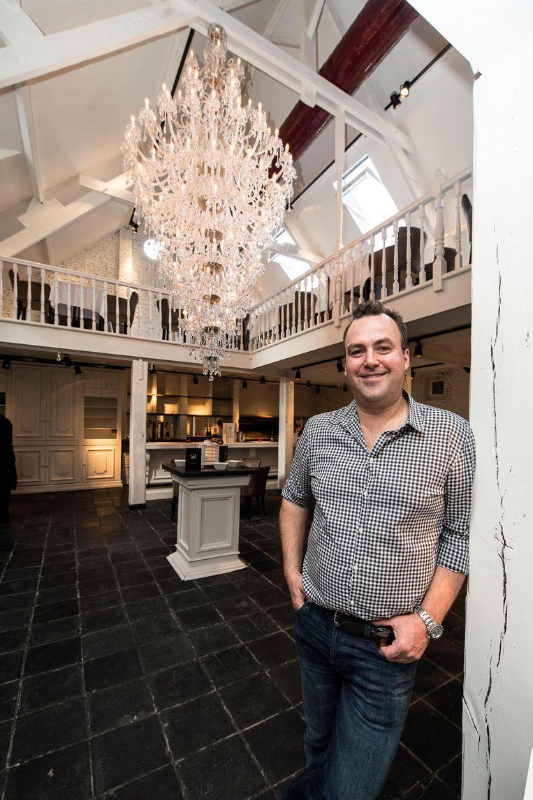 Eddy Roothaert is sinds kort geen aandeelhouder meer van de groep achter de drie door schulden bedreigde restaurants.
