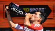 Gouden Giro: schrijf nu 1 ploeg in en krijg 1 ploeg gratis! Ewan bezorgt Geert Van Roy racefiets
