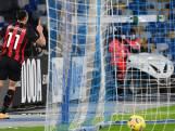 AC Milan dankt hoofd en knie van Zlatan in topper tegen Napoli