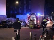 Avond vol rellen in Utrechtse Kanaleneiland: ME in wijk na autobranden, vuurwerkbom en vernielingen