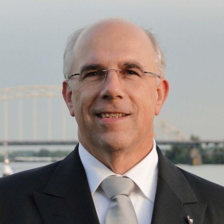 SGP-voorzitter Peter Zevenbergen Beeld sgp