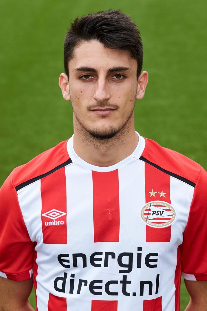 Aleksandar Boljevic in zijn tijd bij PSV