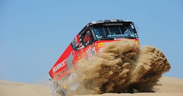 Van Kasteren En Becx Naar Dakar Rally Met Team De Rooy