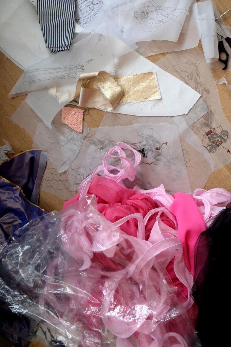 'Ik ontwerp kleren voor elk denkbaar type vrouw' Beeld Sarah van Rij