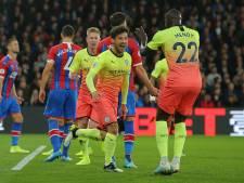 ManCity maakt geen fout op bezoek bij Crystal Palace