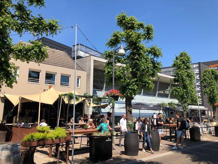 De eigenaren van Cravt Brouwlokaal in Uden hadden het gevoel dat ze hun zaak vandaag weer helemaal voor het eerst openden.