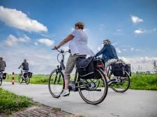 Zorgen over snel-fietsende 65-plussers