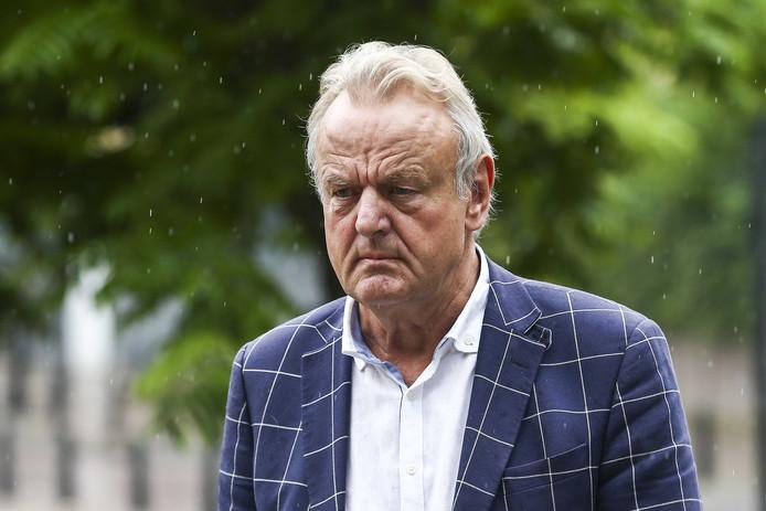 De Nijmeegse huisbaas Ton Hendriks.