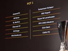 Le Standard avec le Benfica et les Rangers, l'Antwerp défiera Tottenham: les groupes d'Europa League dévoilés