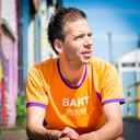 Bart Merkelbach, organisator van de Santa Run in Oisterwijk