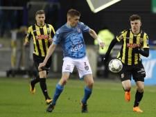 Heracles Almelo verlengt goede reeks met gelijkspel in Arnhem