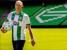 Robben maakt FC Groningen grootste stijger op social media in Europa