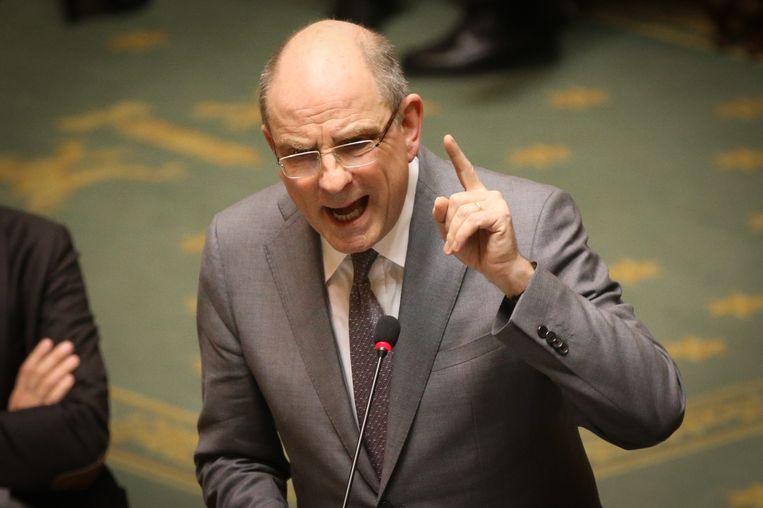 Minister van Justitie Koen Geens (CD&V) (archiefbeeld).