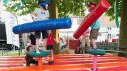Koesterfeeste geeft Lijnwaadmarkt drie dagen lang aan de kinderen